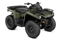 2016 Can-Am Outlander L 570