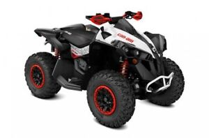 2018 Can-Am Renegade® X® xc 1000R