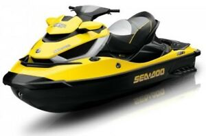 2011 Sea-Doo RXT IS
