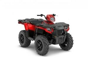 2018 Polaris Industries SPORTSMAN 570 SP SUNSET RED