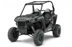 2018 Polaris Industries RZR® S 900 EPS - Black Pearl