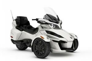 2018 Can-Am Spyder® RT Limited SE6