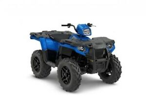 2018 Polaris Industries Sportsman® 570 SP - Radar Blue
