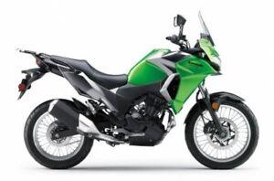 2018 Kawasaki Versys-X 300 ABS