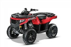 2016 Arctic Cat Alterra 550