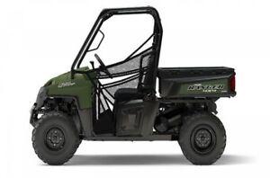 2017 Polaris Industries RANGER® 570 Full-Size Sage Green