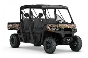 2017 Can-Am Defender MAX XT™ HD10 - Break-Up Country Camo®