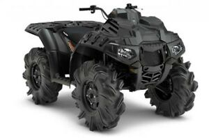 2018 Polaris Industries Sportsman® 850 High Lifter Edition - Cru