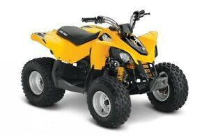2016 Can-Am DS 90™