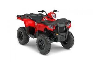 2017 Polaris Industries Sportsman® 570 EPS Indy Red