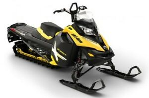 2013 Ski-Doo SUMMIT X 154 800