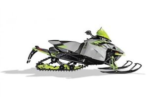 2018 Arctic Cat ZR 8000 Sno Pro ES (129) Early Release