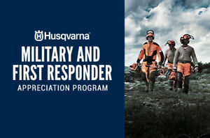 Military / First Responder Deals / Savings  - The Lawn Guy