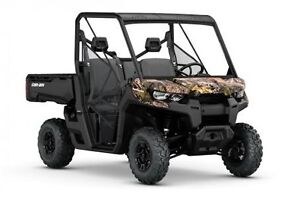 2017 Can-Am Defender DPS™ HD10 - Break-Up Country Camo®