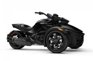 2018 Can-Am Spyder F3 SE6