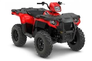 2018 Polaris Industries Sportsman® 570 EPS - Indy Red
