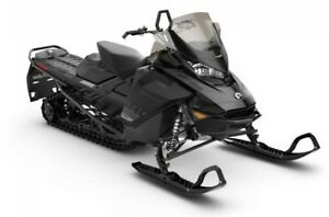 2019 Ski-Doo Backcountry 600R E-TEC Black
