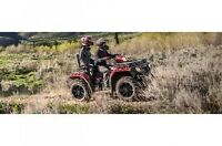 2017 Polaris Industries SPORTSMAN 850 TOURING Thunder Bay Ontario Preview