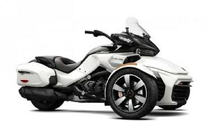2016 Can-Am Spyder® F3-T SE6 w/Audio System London Ontario image 1