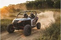 2015 Arctic Cat Wildcat Sport Ltd