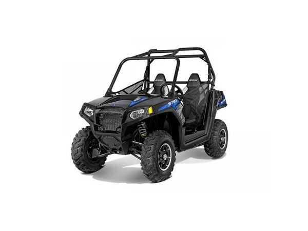 Used 2015 Polaris RZR 570 EPS TRAIL