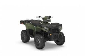 2019 Polaris Industries ATV-19, 450 SPMN HO SAGE GREEN