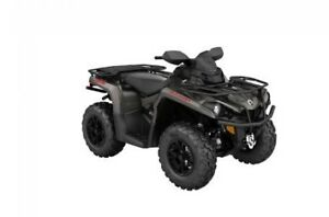 2018 Can-Am Outlander™ XT 570 - Pure Magnesium