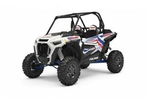 2019 Polaris Industries RZR XP® Turbo LE - White Lightning