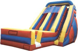 Used Bouncy Castle, Inflatable Bouncer Equipment 4 Sale Hamilton