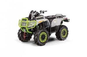 2018 Textron Off Road MUD PRO 700 LTD EPS Textron The New Arctic