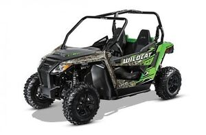 2017 Arctic Cat Wildcat Trail XT EPS Camo - 48.56$/WEEK