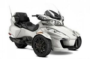 2017 Can-Am Spyder® RT-S SE6