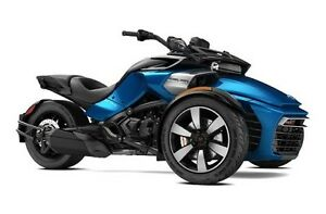 2017 Can-Am Spyder® F3-S SE6