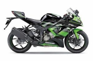 2016 Kawasaki Ninja ZX-6R Kawasaki Racing Team Edition