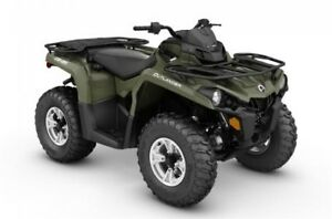 2017 Can-Am Outlander™ DPS™ 450