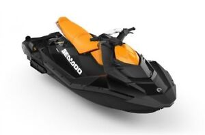 2018 Sea-Doo SPARK® 3up Rotax® 900 HO ACE™ w/ iBR®, Conv. Pkg.