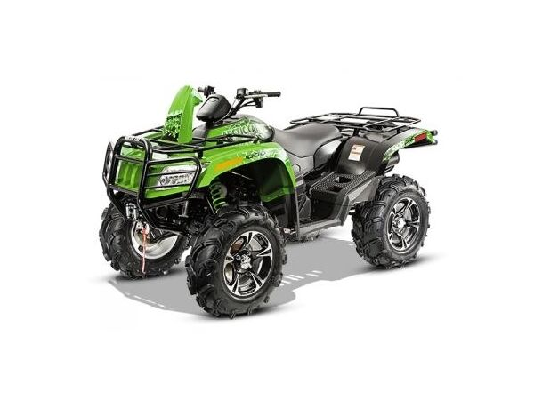 Used 2014 Arctic Cat MudPro 1000 Limited