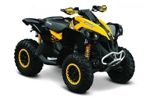 2015 Can-Am CAN-AM RENEGADE 1000 X XC