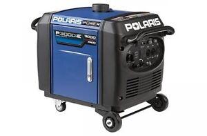 2014 Polaris  3000 generator