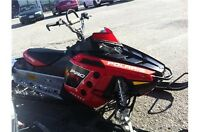 2011 Polaris Industries RMK PRO 155