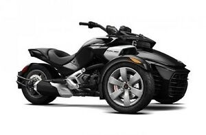 2016 Can-Am SPYDER F3 SE6