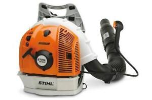 STIHL BACKPACK BLOWERS ON SALE NOW!!! FROM $379.95!