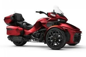 2018 Can-Am Spyder® F3 Limited SE6 - Dark Trim