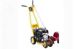 New Mclane GAS POWERED WALK BEHIND LAWN EDGER / TRIMMER ASPHALT PARKING LOT CRACK CLEANER LANDSCAPE Billy Goat Grazor