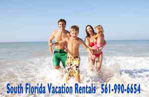 ** We can help you find vacation rentals in South Florida **
