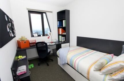 Single fully furnished ensuite room avaiable at Urbanest South Brisbane Brisbane South West Preview