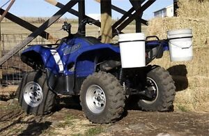 Yamaha Bucket holder fender for Grizzly