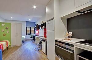 Urbanest Carlton Twin Share Studio Apartment-- Lease Takeover Carlton Melbourne City Preview