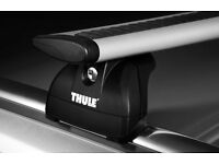 Thule roof bars for Mercedes C class estate