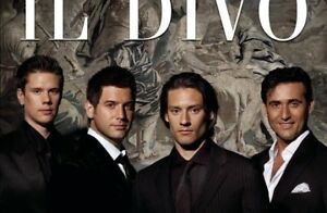 IL DIVO Concert Montreal, Urgent sale, Discounted.